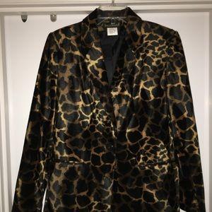 80's authentic vintage skirt & jacket suit